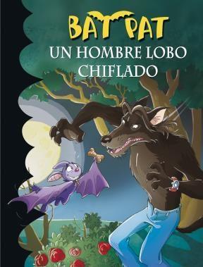 E-book Un Hombre Lobo Chiflado (Serie Bat Pat 10)