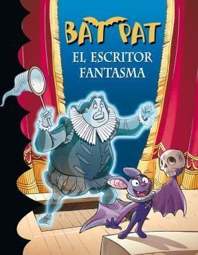 E-book El Escritor Fantasma (Serie Bat Pat 17)