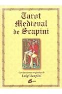 Papel TAROT MEDIEVAL DE SCAPINI (LIBRO + CARTAS)