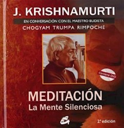 Papel Meditacion La Mente Silenciosa C/Dvd