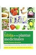 Papel BIBLIA DE LAS PLANTAS MEDICINALES (COLECCION CUERPO-MENTE) (BOLSILLO)