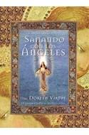 Papel SANANDO CON LOS ANGELES CARTAS ORACULO (44 CARTAS Y GUI  A DE INSTRUCCIONES)
