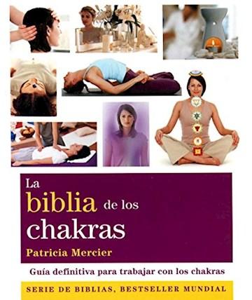 Papel Biblia De Los Chakras, La