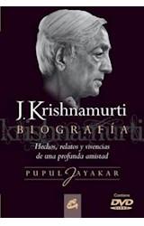 Papel J.K. KRISHNAMURTI BIOGRAFIA