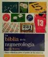 Libro La Biblia De La Numerologia