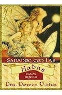 Papel SANANDO CON LAS HADAS CARTAS ORACULO