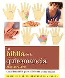 Libro La Biblia De La Quiromancia