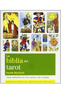 Papel BIBLIA DEL TAROT GUIA DEFINITIVA DE LAS CARTAS Y LAS TI  RADAS (SERIE DE BIBLIAS)