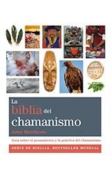 Papel BIBLIA DEL CHAMANISMO (ILUSTRADO) (RUSTICA)