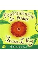 Papel PENSAMIENTOS DE PODER [64 CARTAS] (ESTUCHE)
