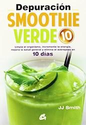 Papel Depuracion Smoothie Verde 10