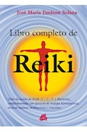 Papel LIBRO COMPLETO DE REIKI (COLECCION SALUD NATURAL)