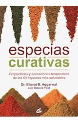 Papel ESPECIAS CURATIVAS