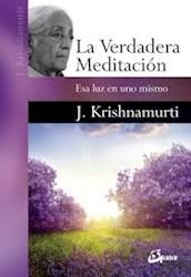 Libro La Verdadera Meditacion