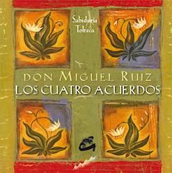 Libro Los Cuatro Acuerdos (Libro + Cartas)