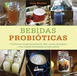 Libro Bebidas Probioticas