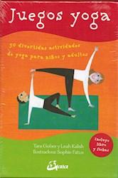 Libro Juego Yoga ( Libro + Cartas )
