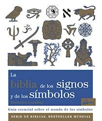 Libro Biblia De Los Signos Y De Los Simbolos ( Nva Edicion )