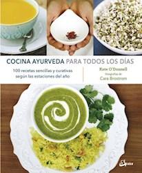 Libro Cocina Ayurveda Para Todos Los Dias