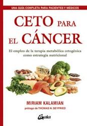 Libro Ceto Para El Cancer