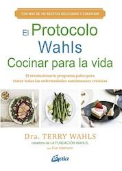 Libro Protocolo Wahls El Cocinar Para La Vida