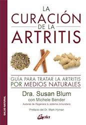 Libro La Curacion De La Artritis
