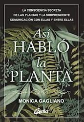 Libro Asi Hablo La Planta