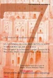 Papel La Leyenda De Los Tres Reyes Magos Y Gregorio El De La Roca