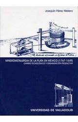 Papel MINEROMETALURGIA DE LA PLATA EN MEXICO 1767-