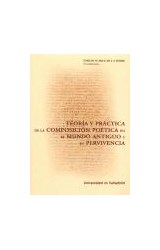 Papel TEORIA Y PRACTICA DE LA COMPOSICION POETICA