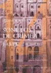 Papel Sonetos De Crimea Y Farys