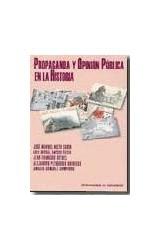 Papel PROPAGANDA Y OPINION PUBLICA EN LA HISTORIA