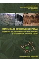 Papel Hidrología de conservación de aguas