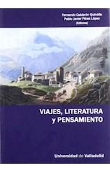 Papel VIAJES, LITERATURA Y PENSAMIENTO