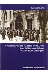 Papel LOS EXILIADOS DEL NAZISMO EN FRANCIA