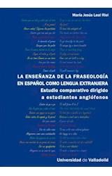 E-book La enseñanza de la fraseología en español como lengua extranjera