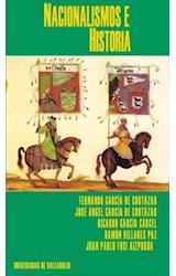 E-book Nacionalismos e Historia