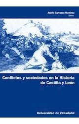 E-book Conflictos y sociedades en la Historia de Castilla y León