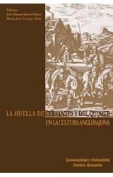 E-book La huella de Cervantes y del Quijote en la cultura anglosajona