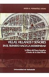 Papel VILLAS, VILLANOS Y SEÑORES EN EL TRANSITO HACIA LA MODERNIDA