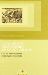 Papel La Filosofía Del Derecho De K. Ch. F. Krause