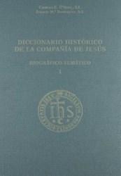 Papel Diccionario Histórico De La Compañía De Jesús