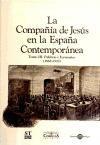 Papel La Compañía De Jesús En La España Contemporánea. Tomo Iii