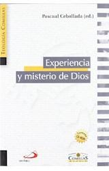 Papel Experiencia y misterio de Dios