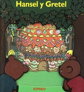 Papel Hansel Y Gretel (Pop-Up)