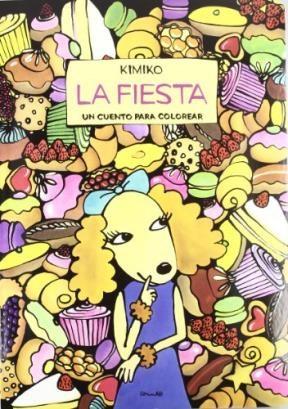 Papel Fiesta, La. Un Cuento Para Colorear
