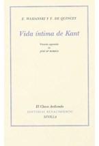 Papel Vida íntima de Kant