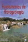 Libro Fundamentos De Hidrogeologia
