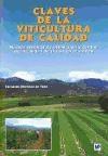 Libro Claves De La Viticultura De Calidad