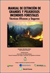 Libro Manual De Extincion De Grandes Y Peligrosos Incendios Forestales